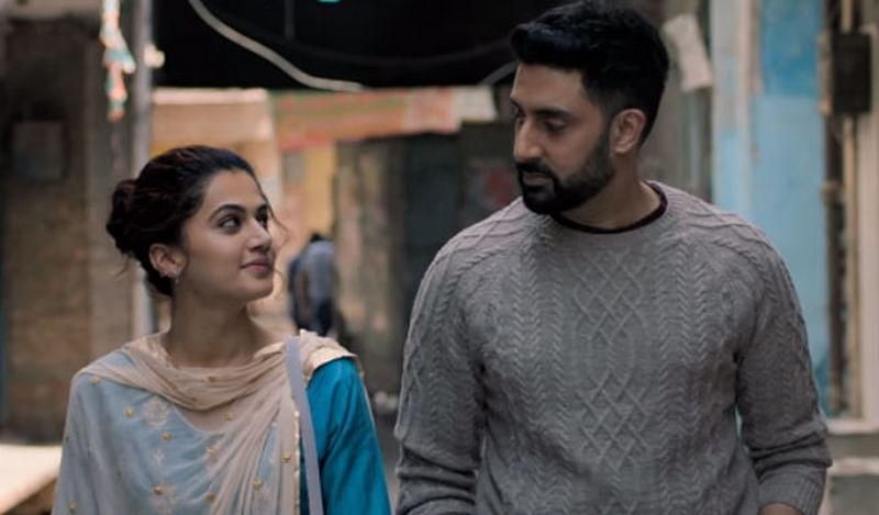 'Manmarziyaan' actress Taapsee Pannu: Abhishek Bachchan brave to pause, reflect and return to movies