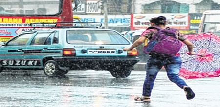 Bhopal: Monsoon again gets active in state after 12 days