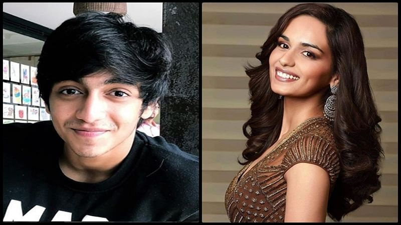 New Friends in B-Town! Miss World Manushi Chhillar and Ahaan Panday are bonding really well
