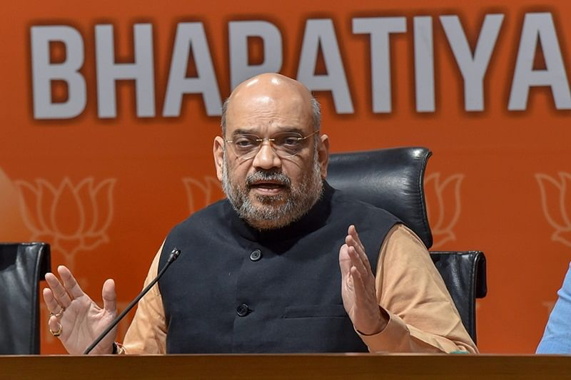 Rahul Gandhi fled to Kerala as he fears Amethi will seek account of work: Amit Shah