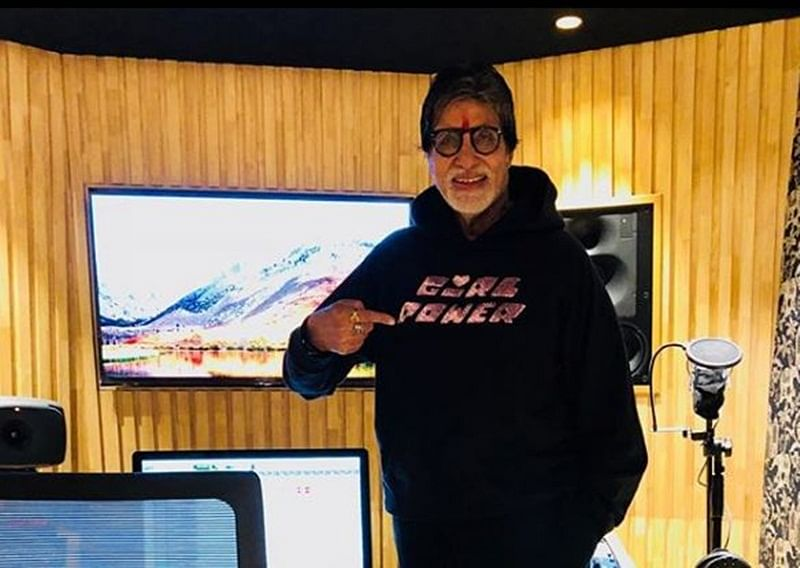 Amitabh Bachchan says daughter Shweta, granddaughter Navya are his pride in this poem; read here