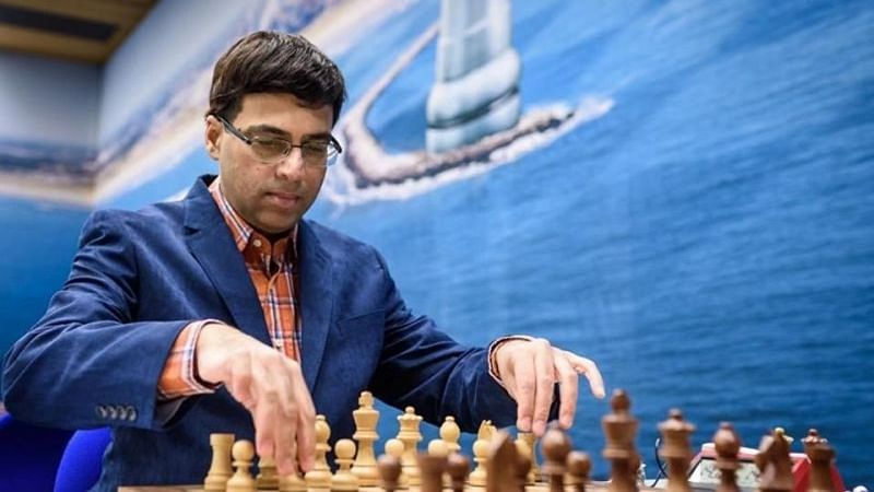 Vishwanathan Anand draws with Aronian in round 5 of Sinquefield Cup