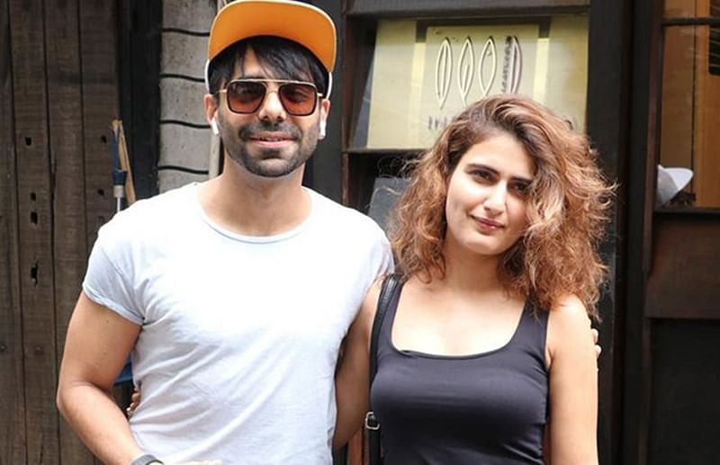Aparshakti Khurrana opens up on link-up with Fatima Sana Shaikh, says these rumours are made forcibly