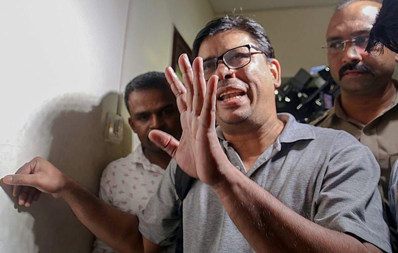 Bhima-Koregaon case: Arun Ferreira, Vernon Gonsalves sent to police custody till November 6
