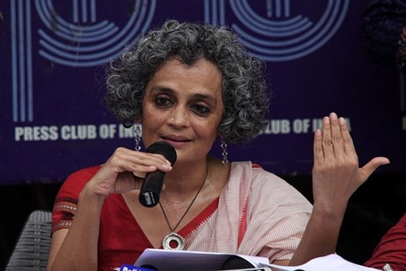 Impossible to live in India without being terrified: Arundhati Roy to Mehdi Hasan