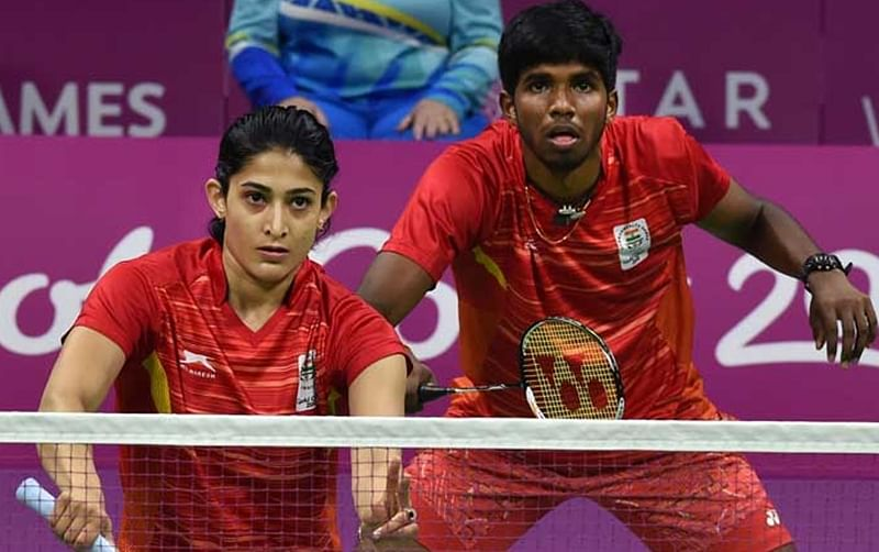 Satwiksairaj Rankireddy-Ashwini Ponnappa pair enters World Championship quarterfinals