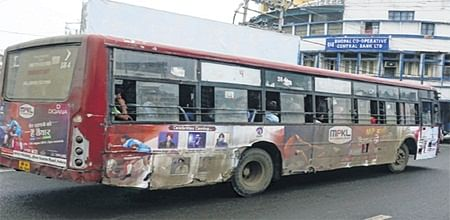 Bhopal: Poorly maintained buses adds to commuters woes