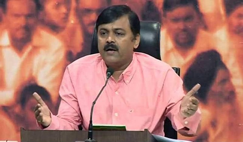 Congress acting as external PR arm of Pakistan government: BJP