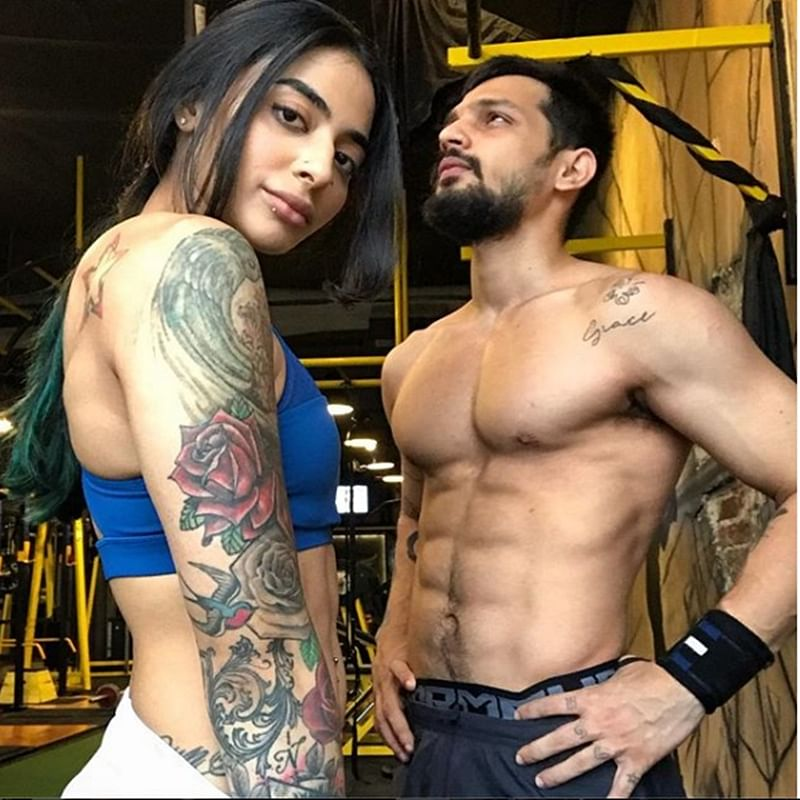 Have Bani J and Yuvraj Thakur patched up? See pics