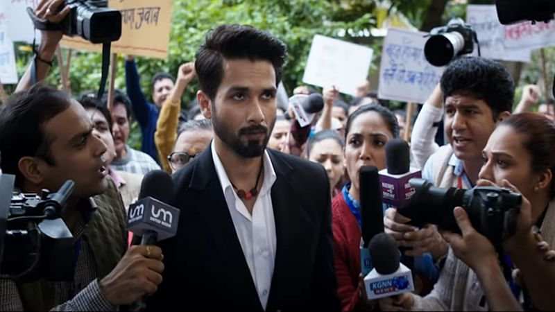 Batti Gul Meter Chalu trailer: Shahid Kapoor fights against corrupt system with a social message