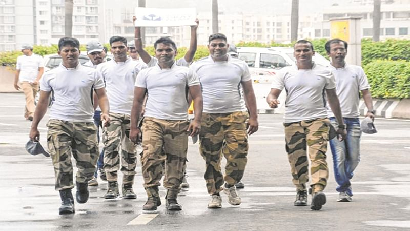 Independence Day 2018: CISF ups patrolling at airports
