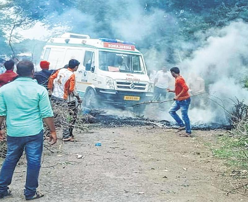 Maratha Quota Stir: Cases lodged against 3,000 agitators in Chakan, Khed