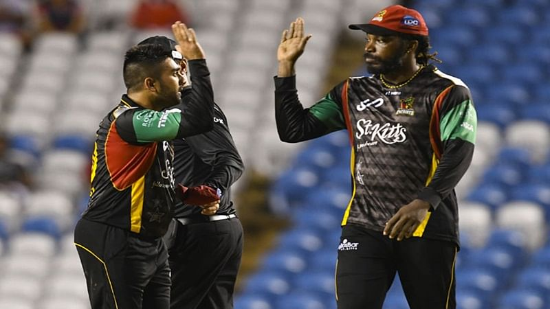 GAW vs St Kitts and Nevis Patriots CPL 2018 Match 2 LIVE streaming: When and where to watch in India