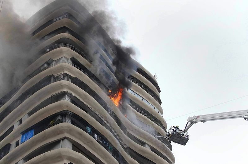 Crystal tower blaze: Court grants bail to developer