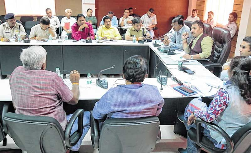 City needs smooth, accident-free traffic management: DRSC