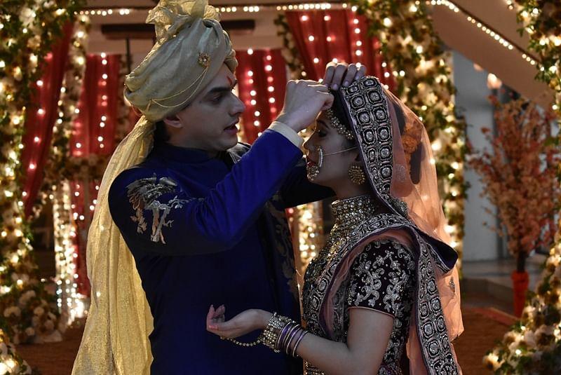 Yeh Rishta Kya Kehlata Hai: Check out 'KaiRa' at Mansi-Anmol's wedding