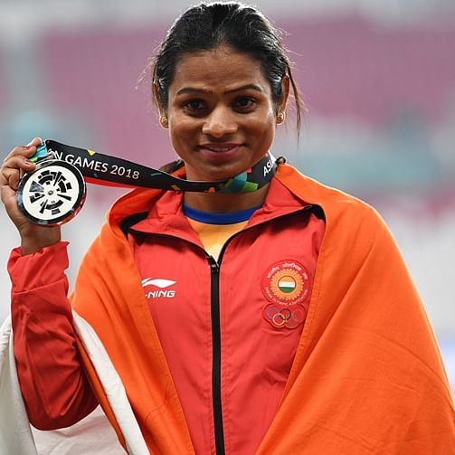 Dutee Chand becomes first openly LGBT sportsperson to win Arjuna Award