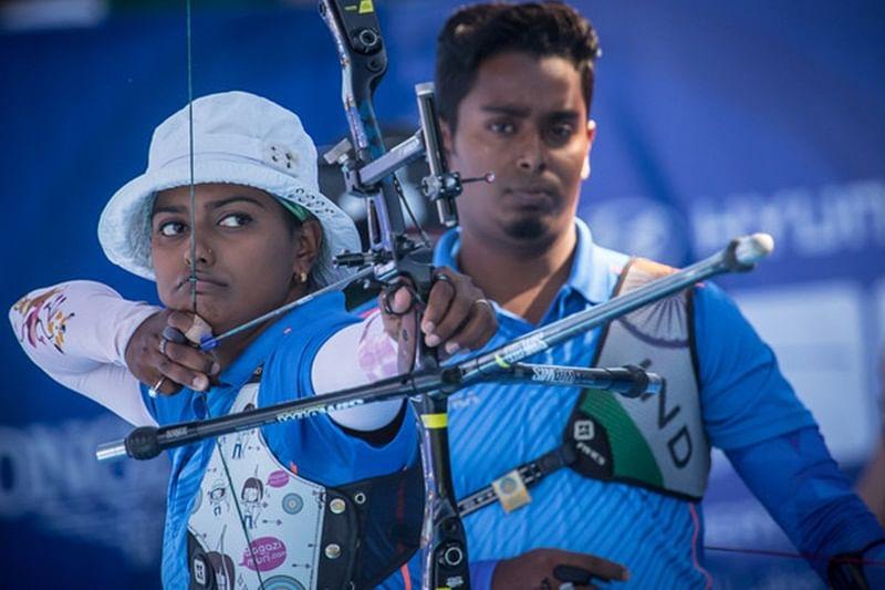 Asian Games 2018: Archers Deepika Kumari, Atanu Das suffer defeat to Mongolia in recurve mixed quarterfinals