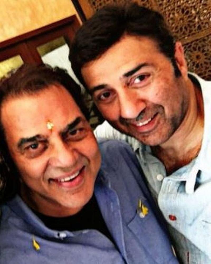 Dharmendra reveals the day he thrashed older son Sunny Deol