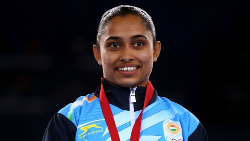 Asian Games : Gymnast Dipa Karmakar finishes fifth in beam final