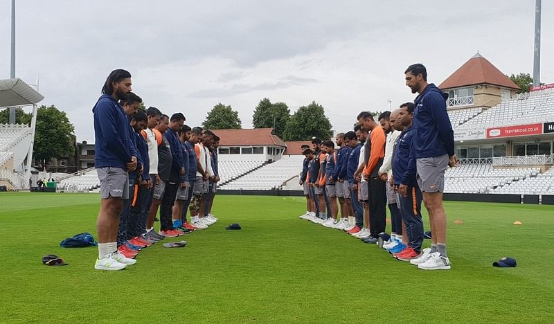 Ajit Wadekar Passes Away: Team India pays tribute to former captain in England