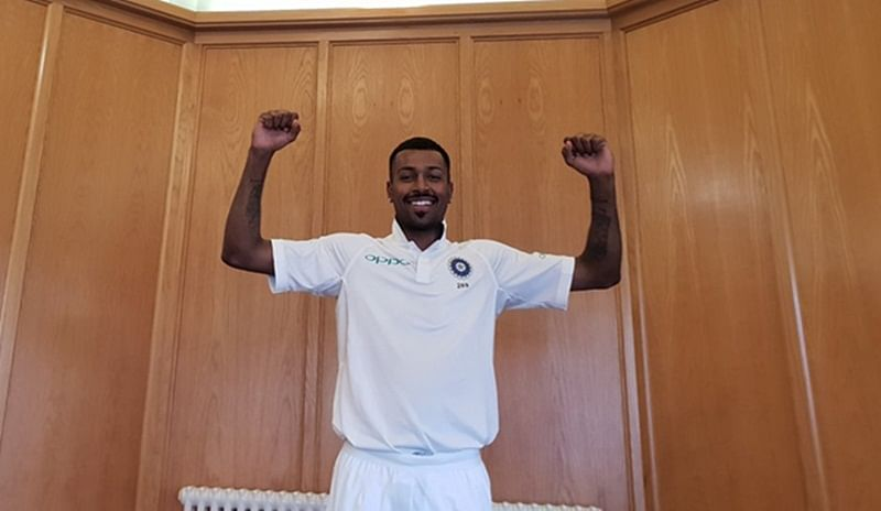 India vs England: Hardik Pandya answers his critics; celebrates his name on the honours board at Trent Bridge