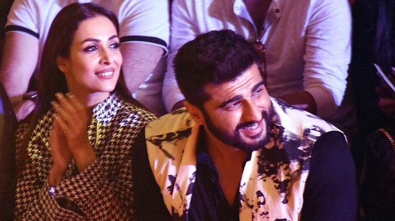 Lakme Fashion Week 2018: Arjun Kapoor and Malaika Arora spotted together again and they are still 'good friends'