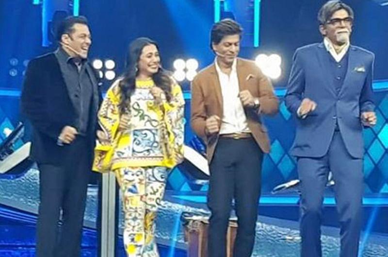 Dus Ka Dum finale: Rani Mukerji advises Salman to forget marriage, have kids now; Watch video
