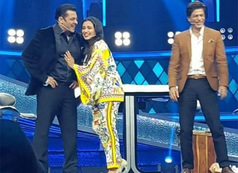 Dus Ka Dum finale: Rani Mukerji advises Salman to forget marriage, have kids now; Watch video