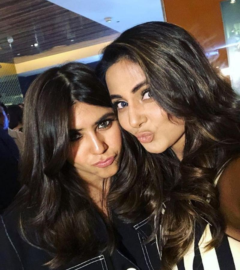 Did Ekta Kapoor hint of not signing Hina Khan as Komolika in 'Kasautii Zindagii Kay 2'? See here