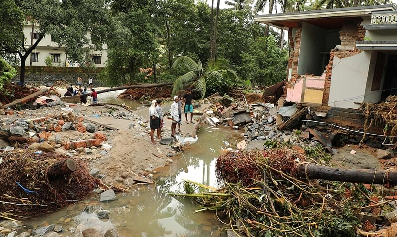 Kerala Floods: 2 government officials arrested for stealing relief materials