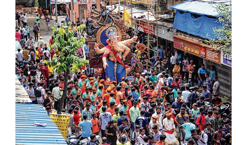 Maharashtra state all set to welcome Lord Ganesha