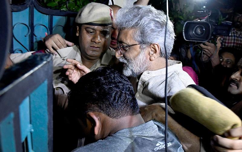 Bhima-Koregaon violence: Bombay HC extends relief from arrest to activist Gautam Navlakha, other till Thursday