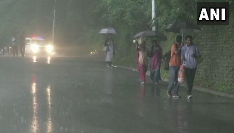 Rains back in Nashik, adjoining areas after a brief break