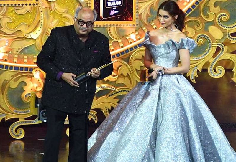 IIFA Sridevi plagiarism controversy: If Saba had problems with video, she should've contacted me, Boney Kapoor responds