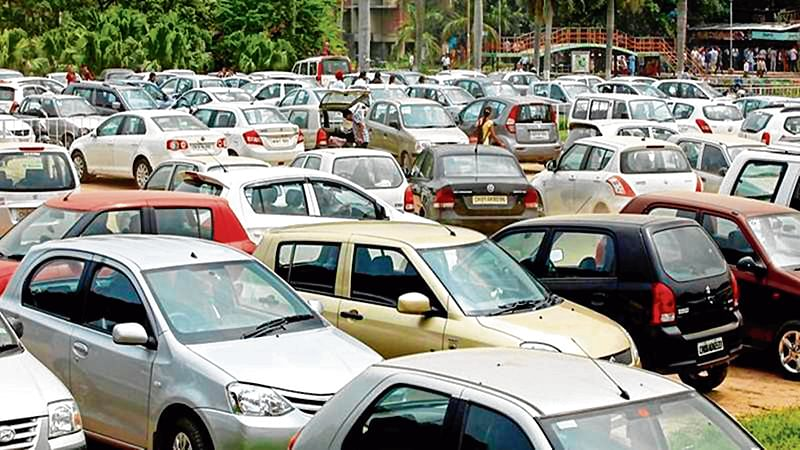 Civic body eyes 'smart' scheme to run down parking mafia menace