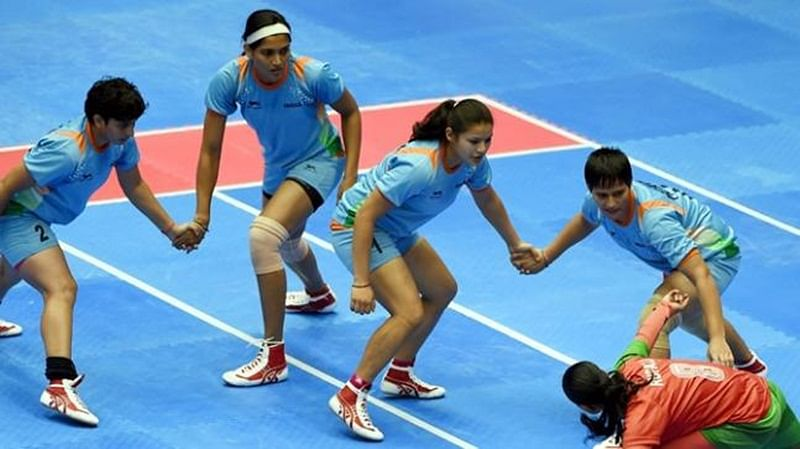 Asian Games 2018: India thrash Sri Lanka in women's Kabaddi