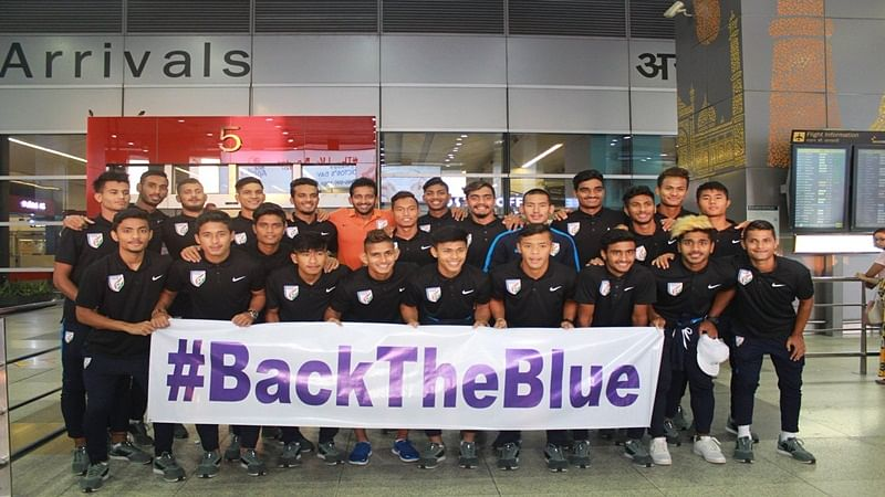 India U20 men's football team returns home after creating history in COTIF Cup