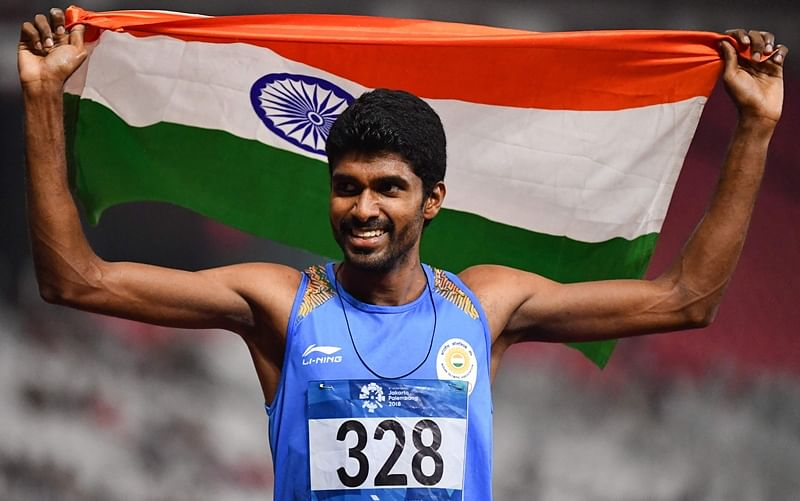Asian Games 2018: Jinson Johnson wins gold medal in men's 1500m, Manjit Singh finishes fourth