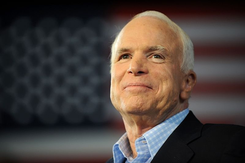 US Senator John McCain passes away at 81 due to brain cancer