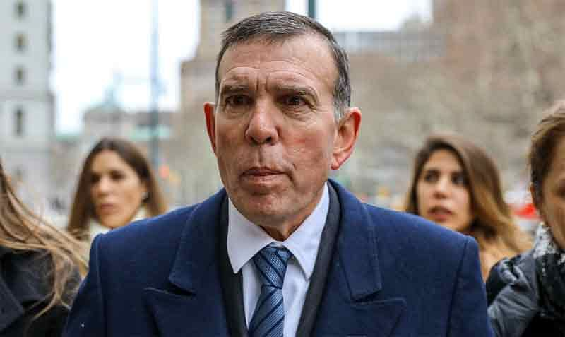 Former S America football boss Napout jailed for nine years in US