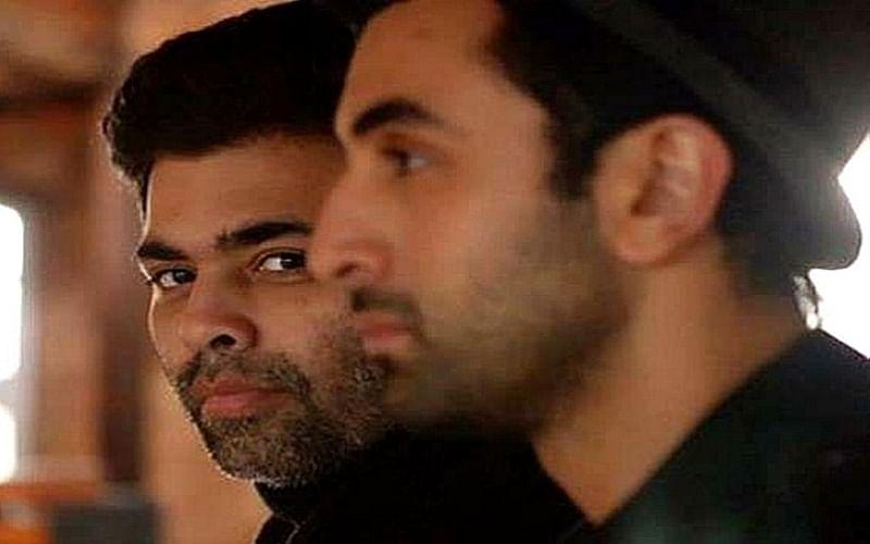 Die-hard Ranbir Kapoor fan bowls googly at Karan Johar; did KJo get bowled? Find out
