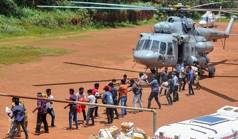 India turns down international financial aid for Kerala flood relief