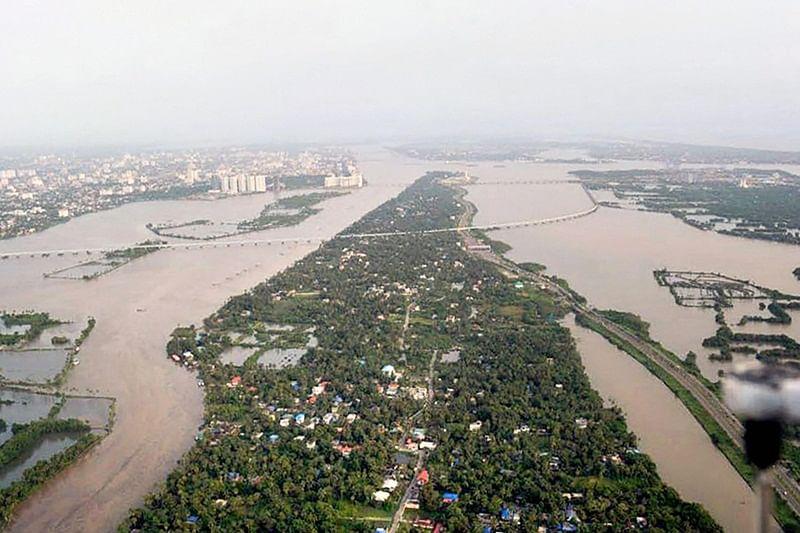 Kerala: IMD predicts heavy to very heavy rainfall for next 5 days