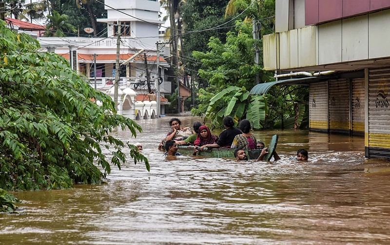 Kerala Rains: Kerala cries for help as rain fury continues, NDRF teams sent as ops scaled up