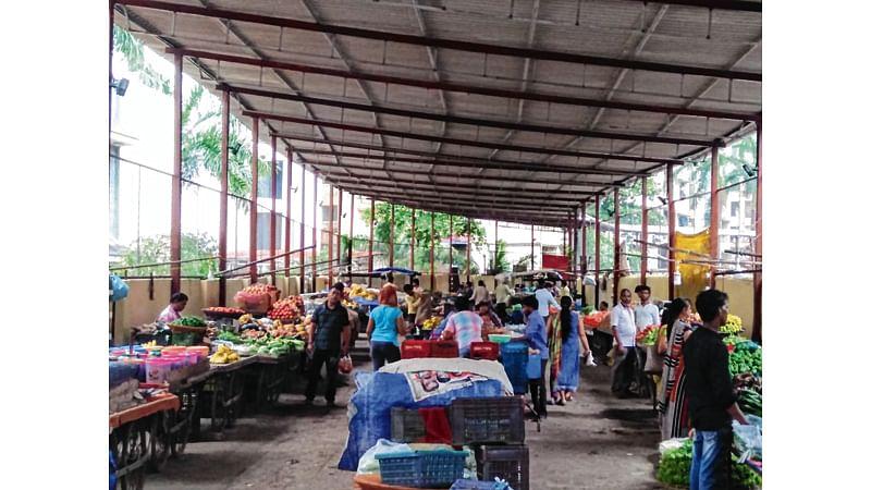 Bhopal: Deserted new market reminds of Ramayana, mahabharata days