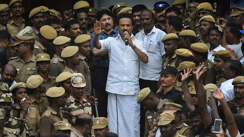 Tamil Nadu Assembly issues notices anew to M K Stalin, DMK legislators in gutka sachets issue