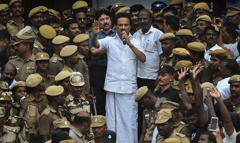 Karunanidhi passes away: Stalin only hope for DMK's future, Kanimozhi to hold Delhi fort, says DMK leader