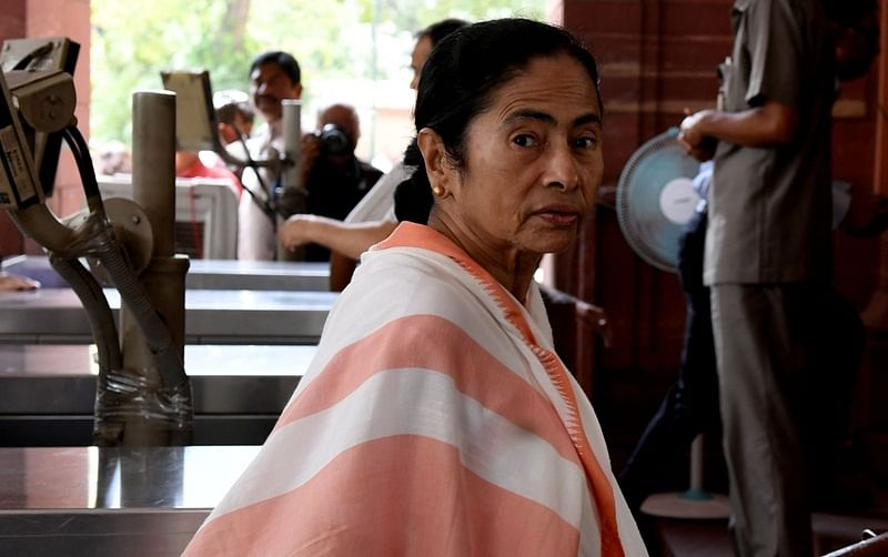 BJP using government agencies to harass opposition parties: Mamata Banerjee