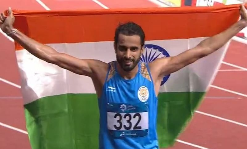 Asian Games 2018: Manjit Singh clinches gold, Jinson Johnson takes silver in men's 800m